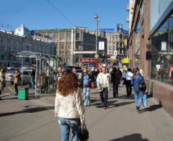 Автомобилям запретят ездить по центру Москвы в выходные