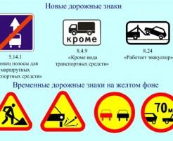 Новые дорожные знаки появятся в Москве