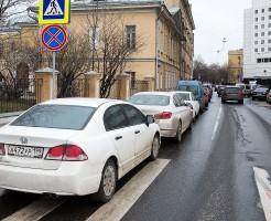 В Москве создали «доску позора» для нарушителей парковки